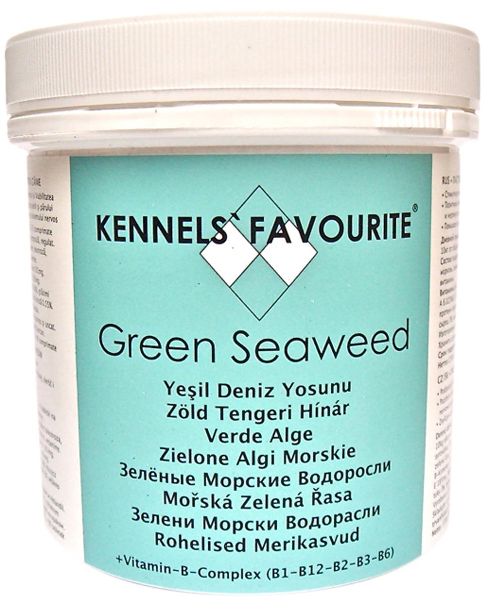 Лакомство Kennels` Favourite Green Seaweed витаминизированное для собак всех пород с морскими водорослями 135 гр (1 шт)