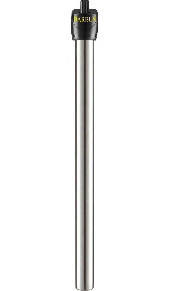 Нагреватель терморегулятор нового поколения металлический Barbus