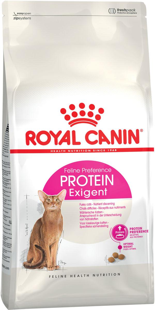 Royal Canin Protein Exigent для привередливых взрослых кошек (4 + 4 кг)