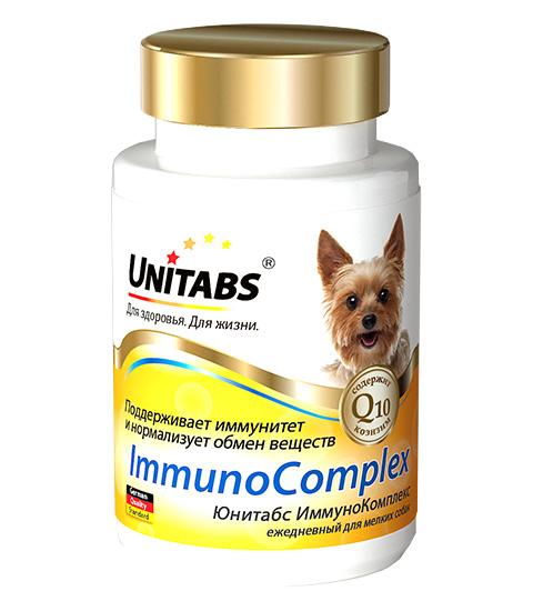 Unitabs Immunocomplex – Юнитабс витаминно минеральный комплекс