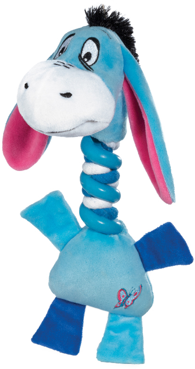 Игрушка для собак Triol Disney Winnie-the-Pooh Ушастик полиэстер 35 см (1 шт)
