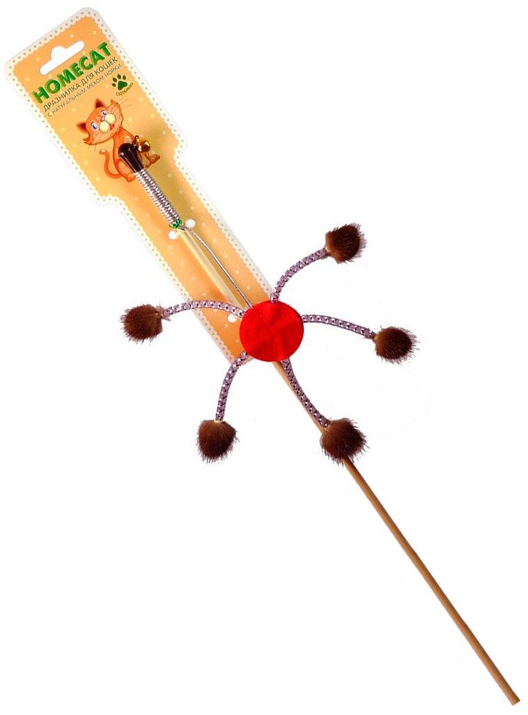 Игрушка для кошек Homecat дразнилка Солнышко