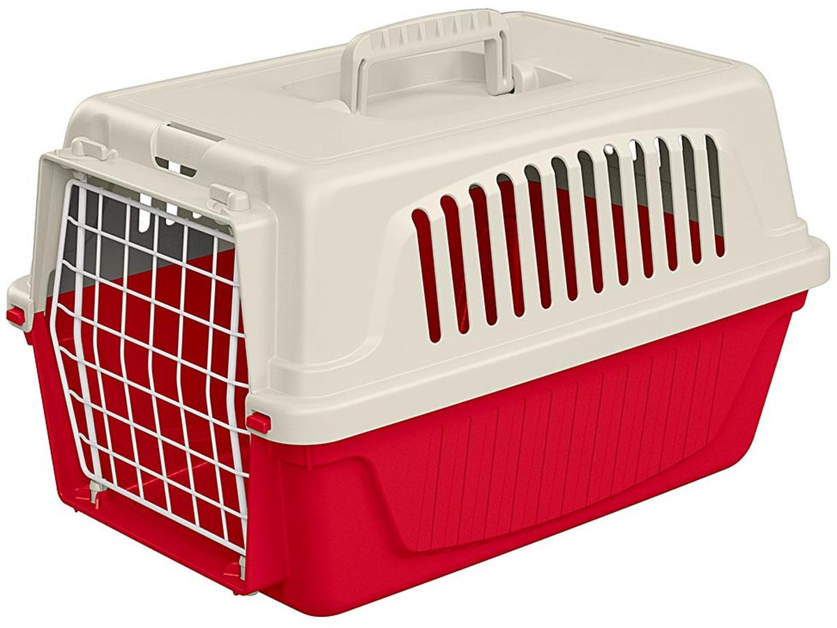 цена на Переноска Ferplast Atlas 5 для мелких собак и кошек 41,5 х 28 х 24,5 см (1 шт)