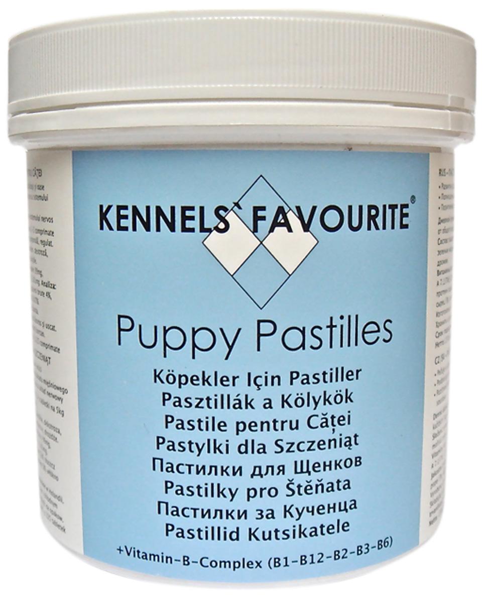 Лакомство Kennels` Favourite Puppy Pastilles витаминизированное для щенков всех пород 135 гр (1 шт)