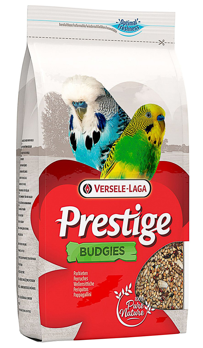 Versele-laga Prestige Budgies корм премиум для волнистых попугаев (1 кг)