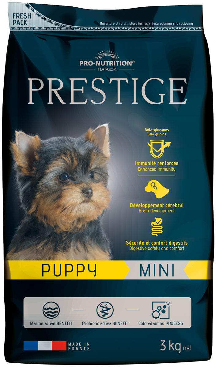 Flatazor Prestige Puppy Mini для щенков маленьких пород, беременных и кормящих сук (1 кг) фото