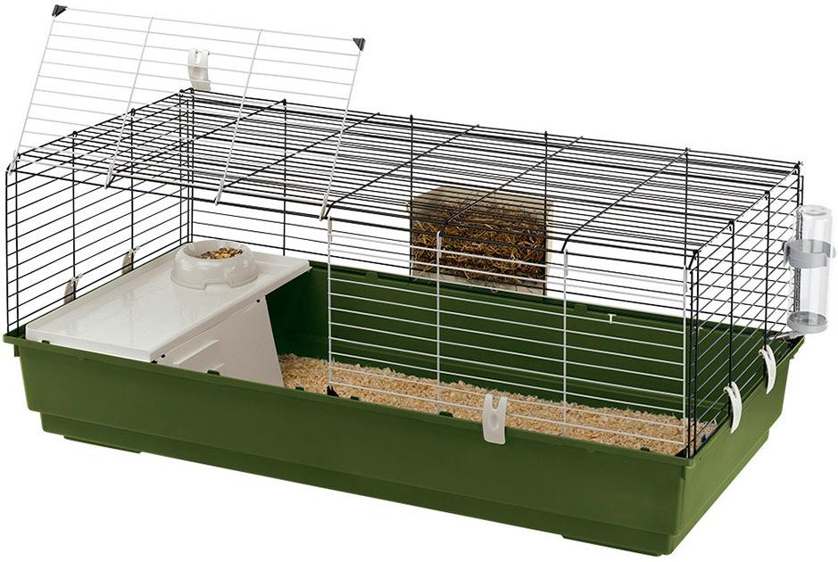 Клетка для грызунов Ferplast Rabbit 120 118 х 58,5 51,5 см (1 шт)