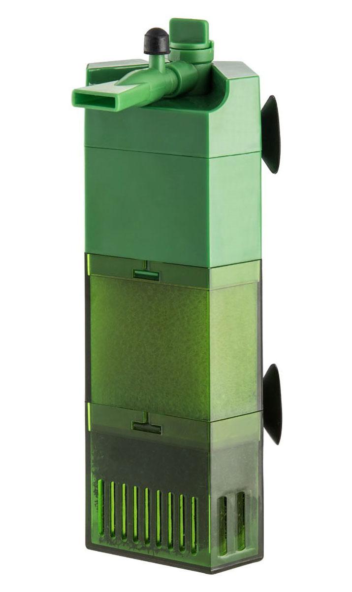 Внутренний фильтр секционный угловой Barbus Filter 007 400 л/ч 8 Вт (1 шт)