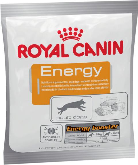 Лакомство Royal Canin Energy для активных взрослых собак  (50 гр)