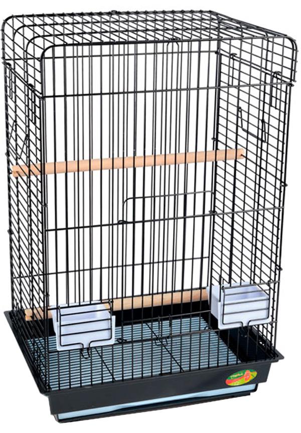 Клетка для птиц Triol 830a эмаль