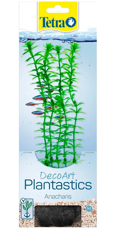 Растение для аквариума пластиковое Элодея Tetra DecoArt Plant M Anacharis 23 см (1 шт) фото