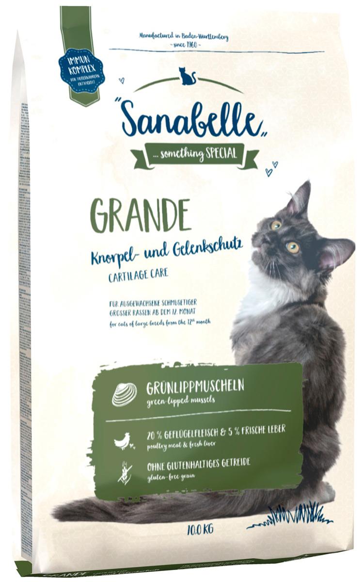 Bosch Sanabelle Grande для взрослых кошек крупных пород (0,4 кг) фото