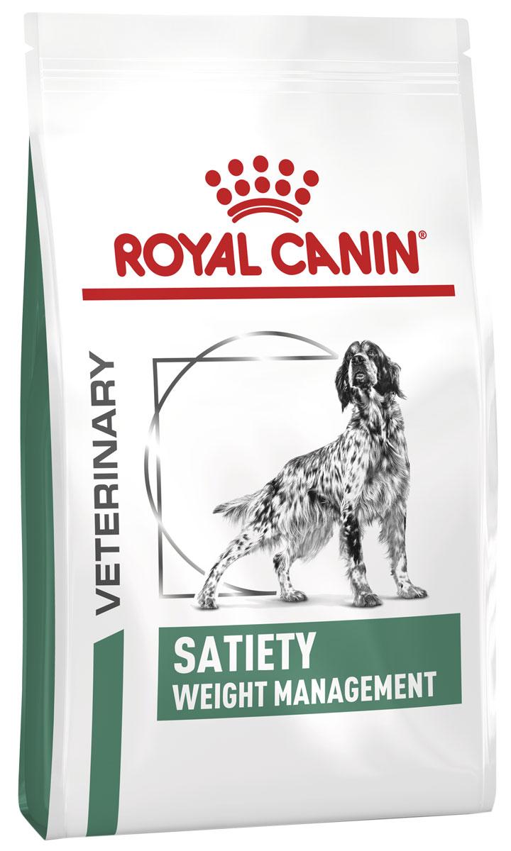 Royal Canin Satiety Weight Management для взрослых собак контроль избыточного веса (12 кг) royal canin satiety weight management small dog s для взрослых собак маленьких пород контроль веса 3 кг