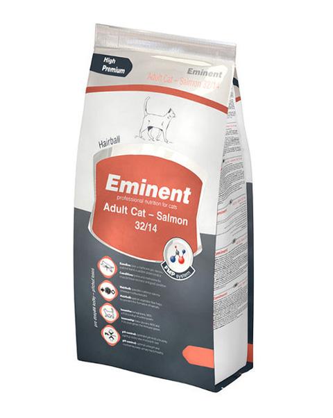 Eminent Adult Cat-salmon 32/14 для взрослых кошек с лососем (2 кг)