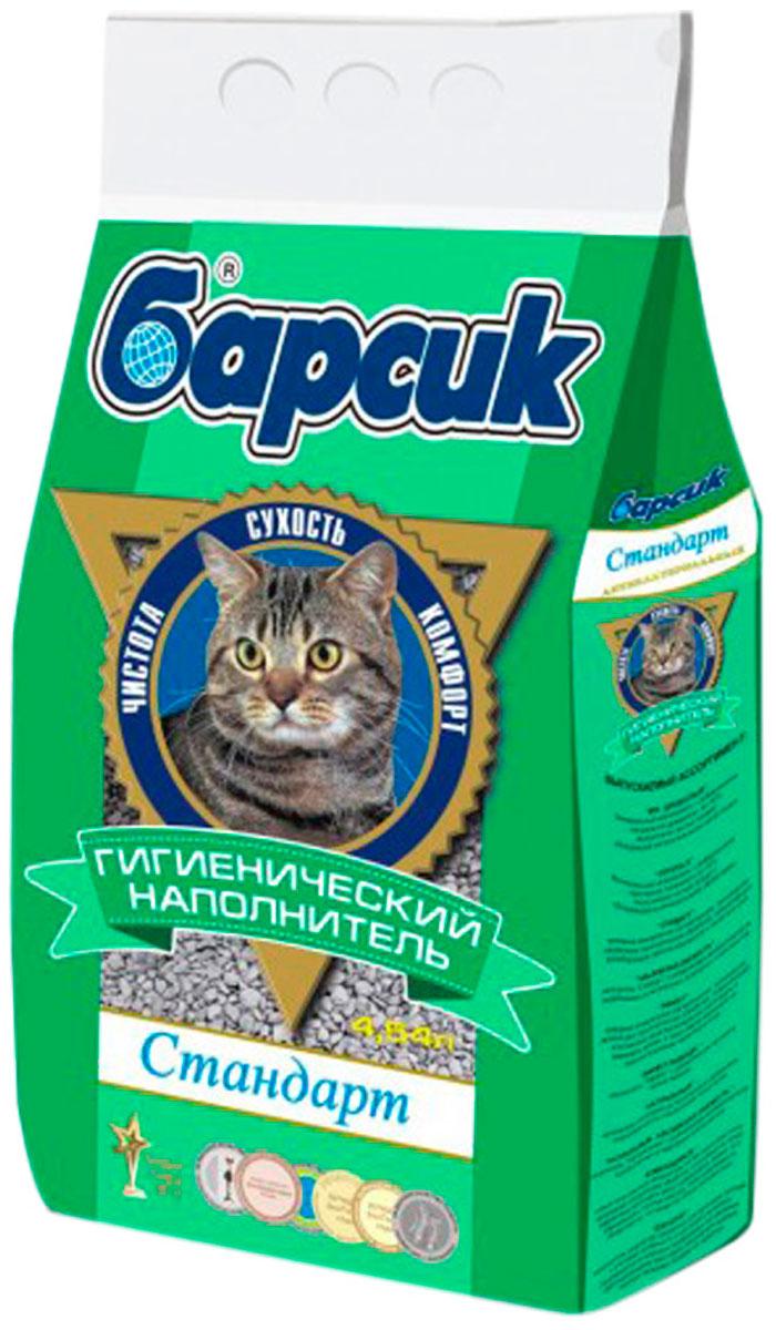 Фото - барсик стандарт – наполнитель впитывающий для туалета кошек (15 + 15 л) впитывающий наполнитель барсик эконом 4 54 л