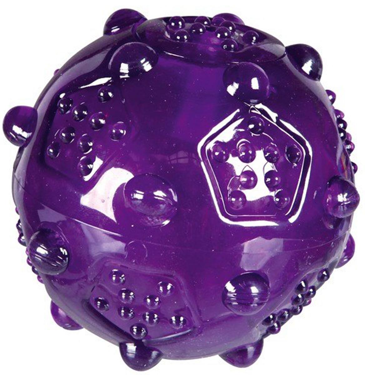 Игрушка для собак Trixie Мяч с пищалкой 7 см (1 шт)