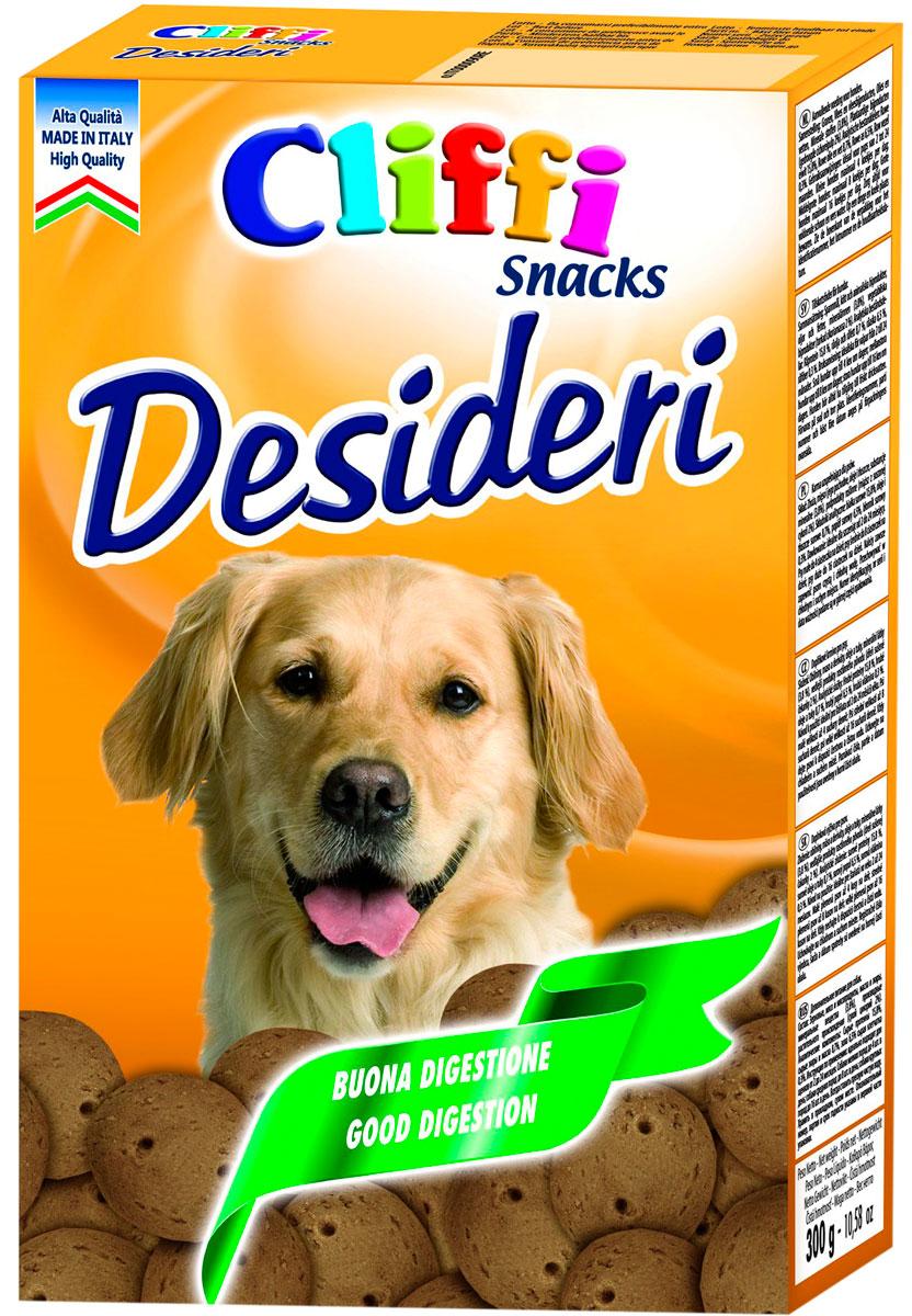 Лакомство Cliffi Desideri для взрослых собак всех пород бисквиты мясные 350 гр (1 шт)