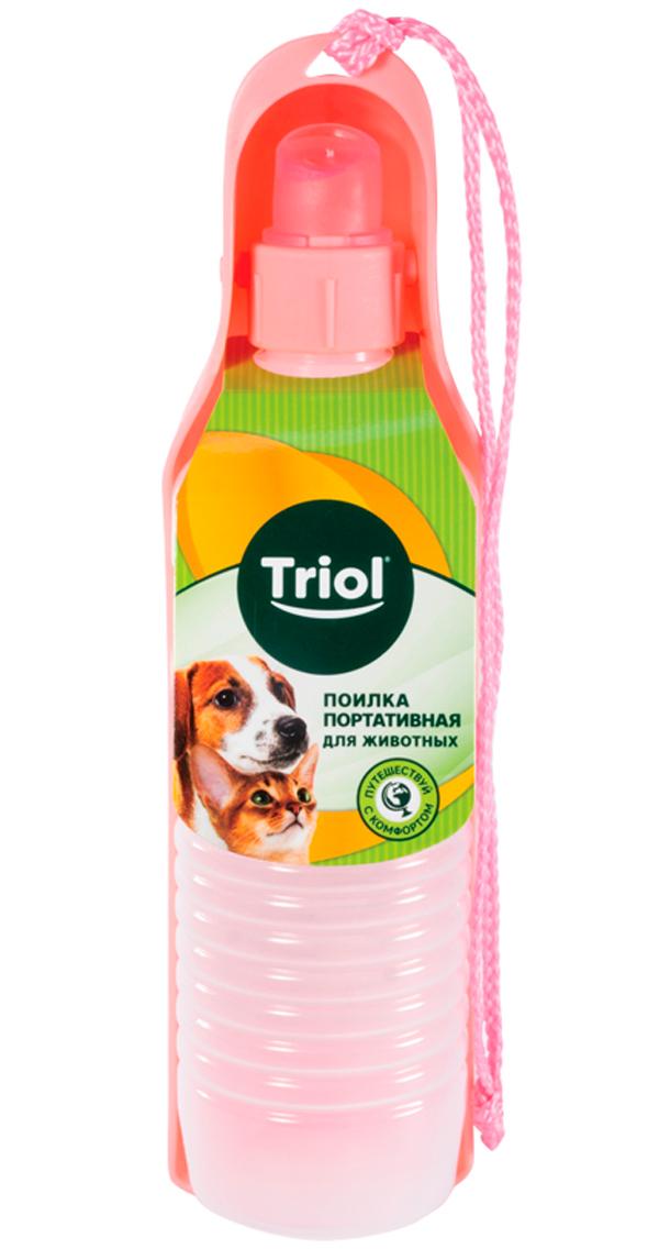 Triol портативная поилка P545 для собак (0,5