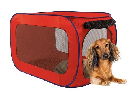 Переносной домик для собак маленьких пород 38,1