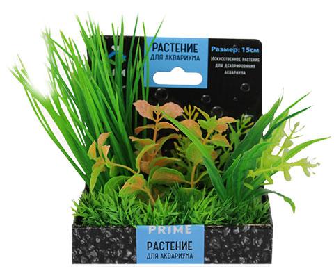 Композиция из пластиковых растений 15 см Prime Pr-m620 (1 шт) 0 pr на 100