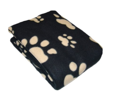 Trixie подстилка для собак Barney черная 150 х 100 см (1 шт)