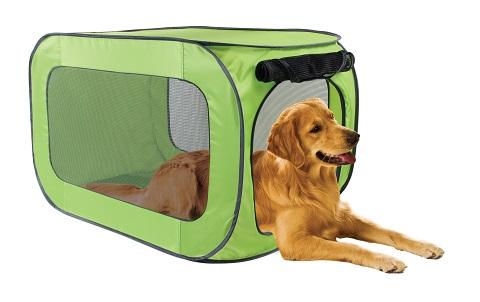 Переносной домик для собак крупных пород 55,9