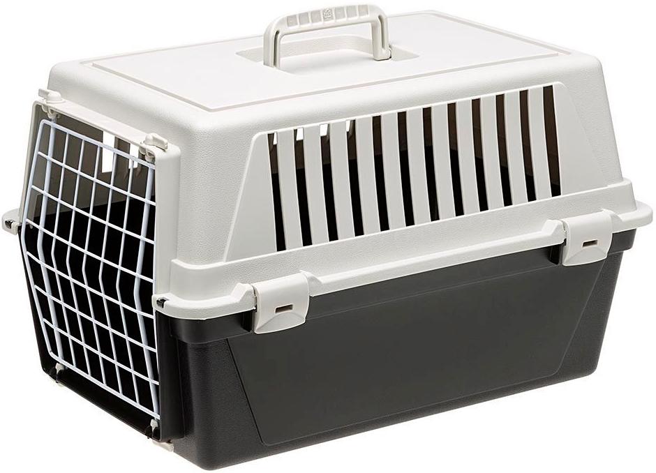 Переноска Ferplast Atlas 10 El для мелких собак и кошек 48х32.5х29 см (бюджет) (1 шт) переноска ferplast atlas 20 el для мелких собак и кошек 58х37х32 см бюджет 1 шт