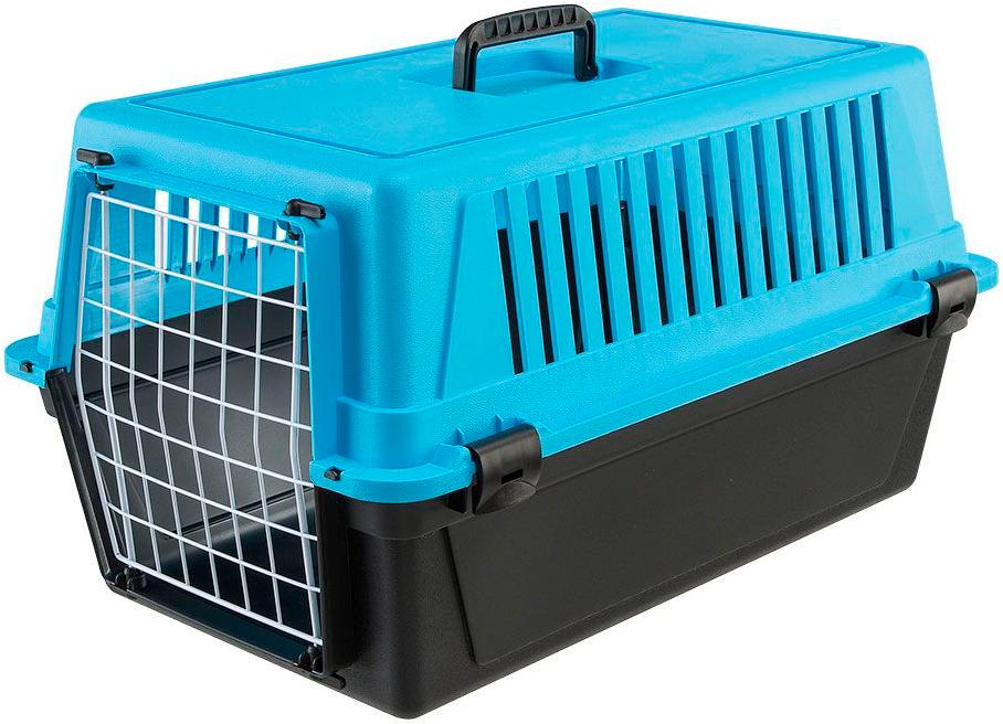 Переноска Ferplast Atlas 20 El для мелких собак и кошек 58х37х32 см (бюджет) (1 шт) переноска ferplast atlas 20 el для мелких собак и кошек 58х37х32 см бюджет 1 шт