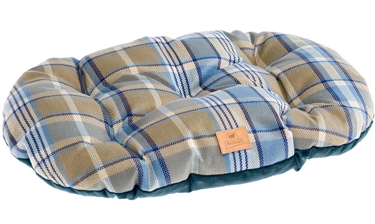Подушка мягкая Ferplast Scott 65 синяя 65 х 42 см (1 шт)
