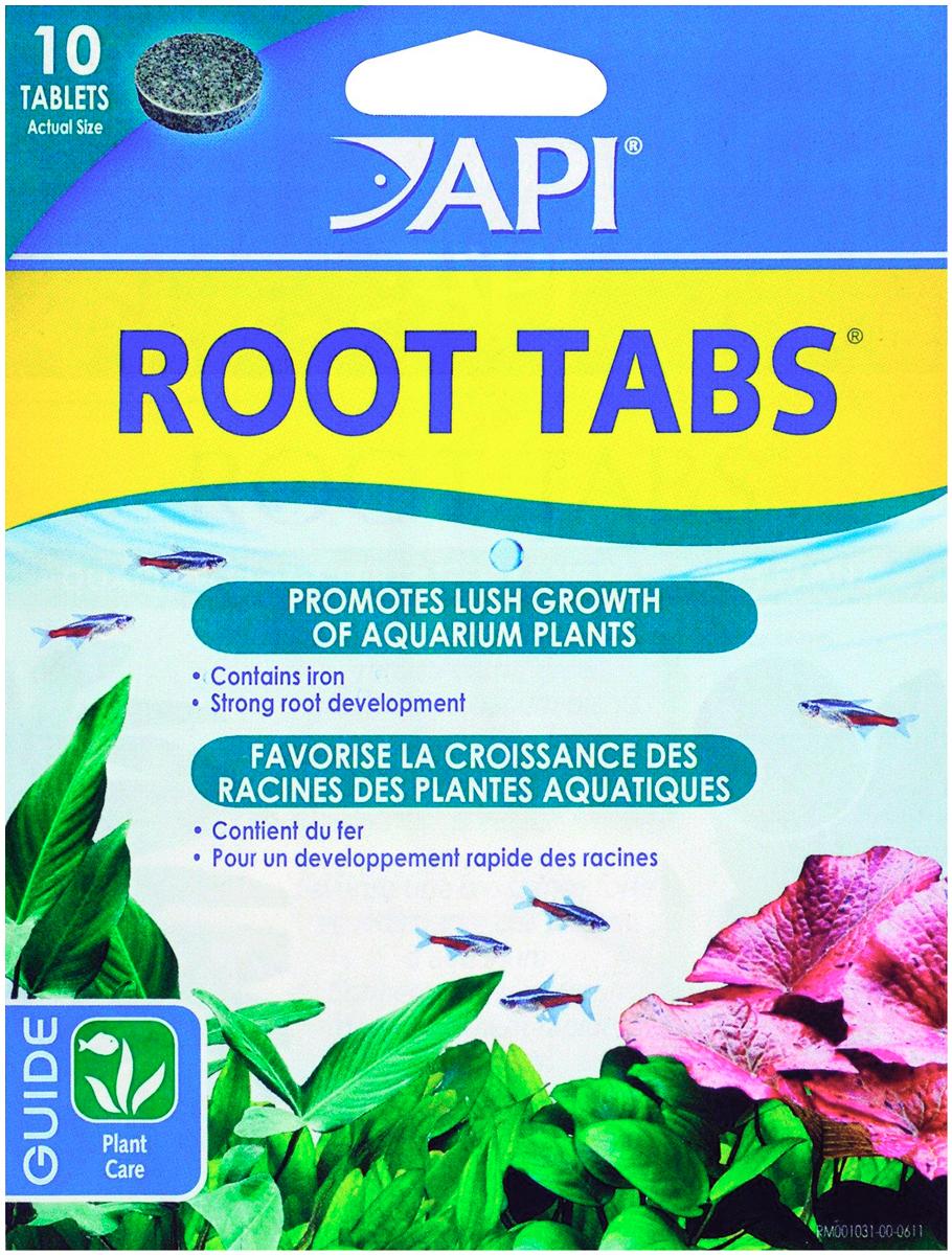 Удобрение для аквариумных растений Api Root Tabs