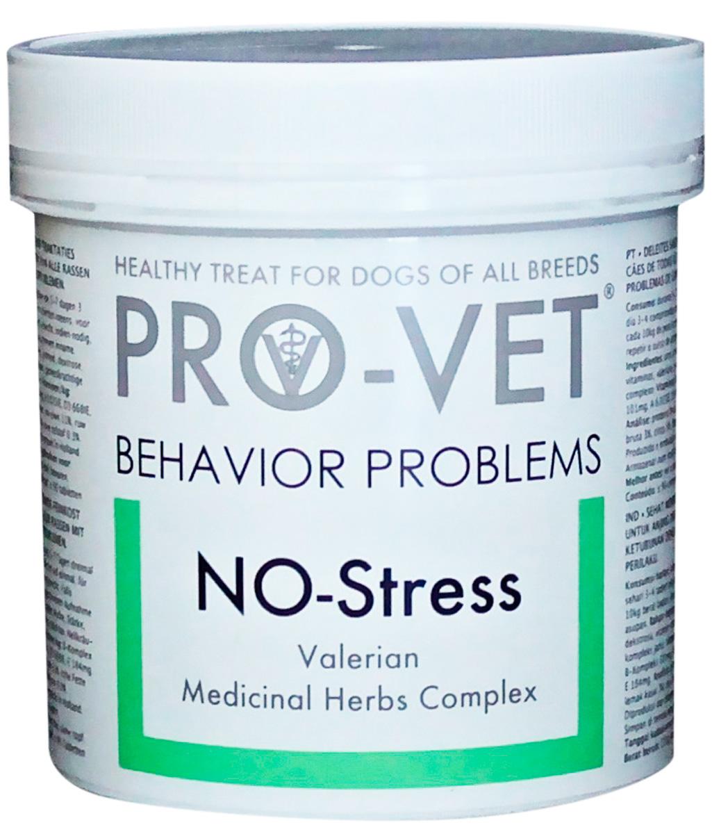 Лакомство Pro-vet Pastils No-stress витаминизированное для собак для профилактики стресса и стабилизации нервной системы 135 гр  (1 шт)