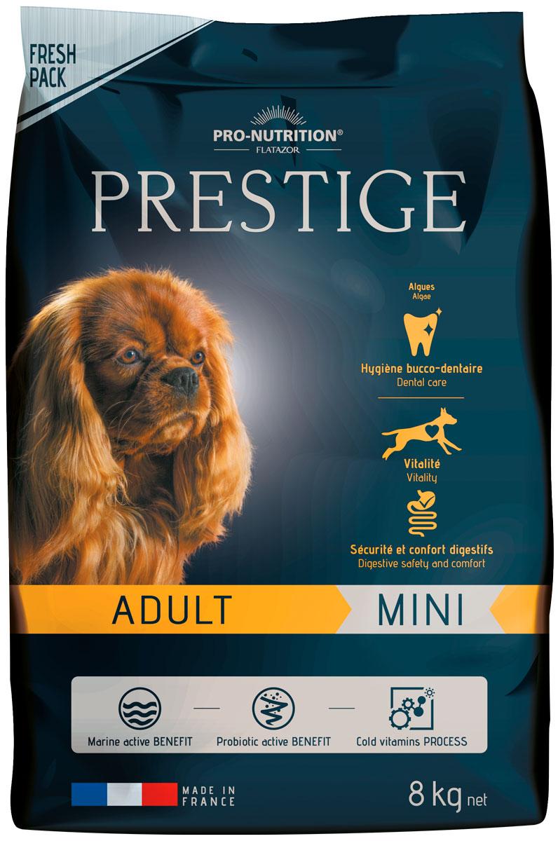 Flatazor Prestige Adult Mini для взрослых собак маленьких пород (8 + 8 кг) фото