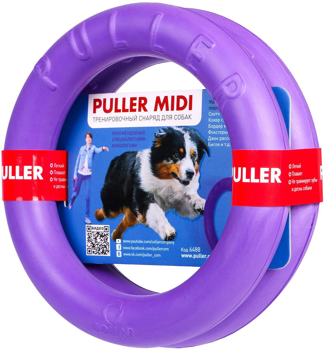 Puller Midi – Пуллер Миди игрушка для тренировки собак (2 кольца) (1 шт)
