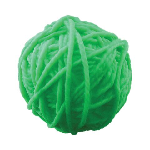 Игрушка для собак Клубок ниток 8,2 см Зооник (1 шт)