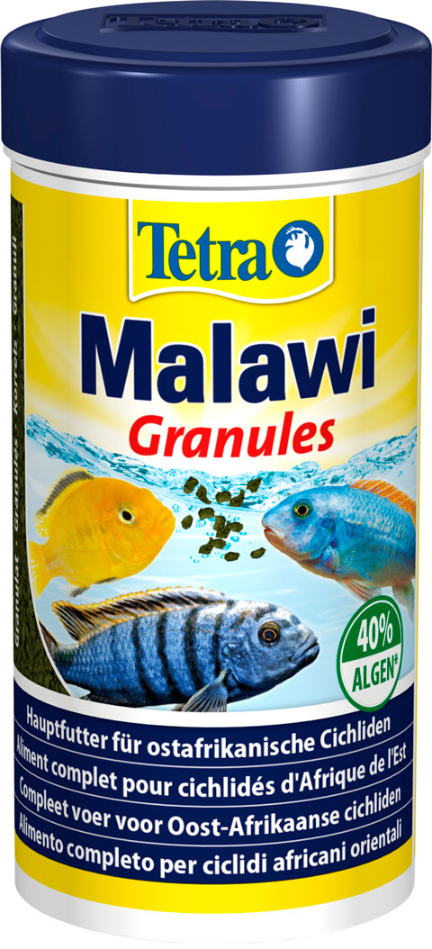Tetra Malawi Granules — Тетра корм гранулы