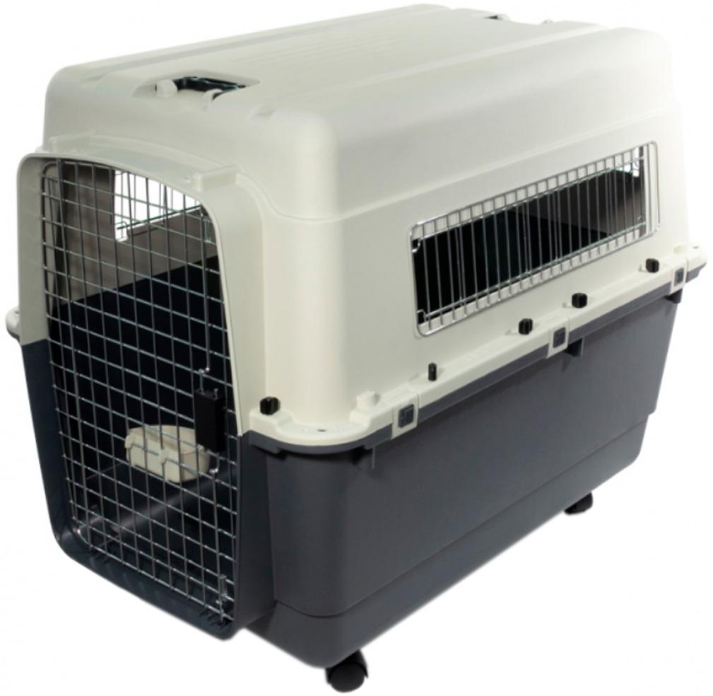Переноска для животных Triol Premium Extra Large 90 х 60 х 68 см (1 шт) переноска для животных triol premium large 80 1 х 56 2 х 59 см 1 шт