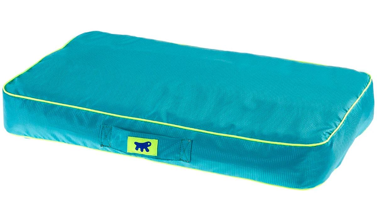 Подушка для собак и кошек Ferplast Polo 65 съемный непромокаемый чехол нейлон голубая 65 х 40 х 8 см (1 шт)