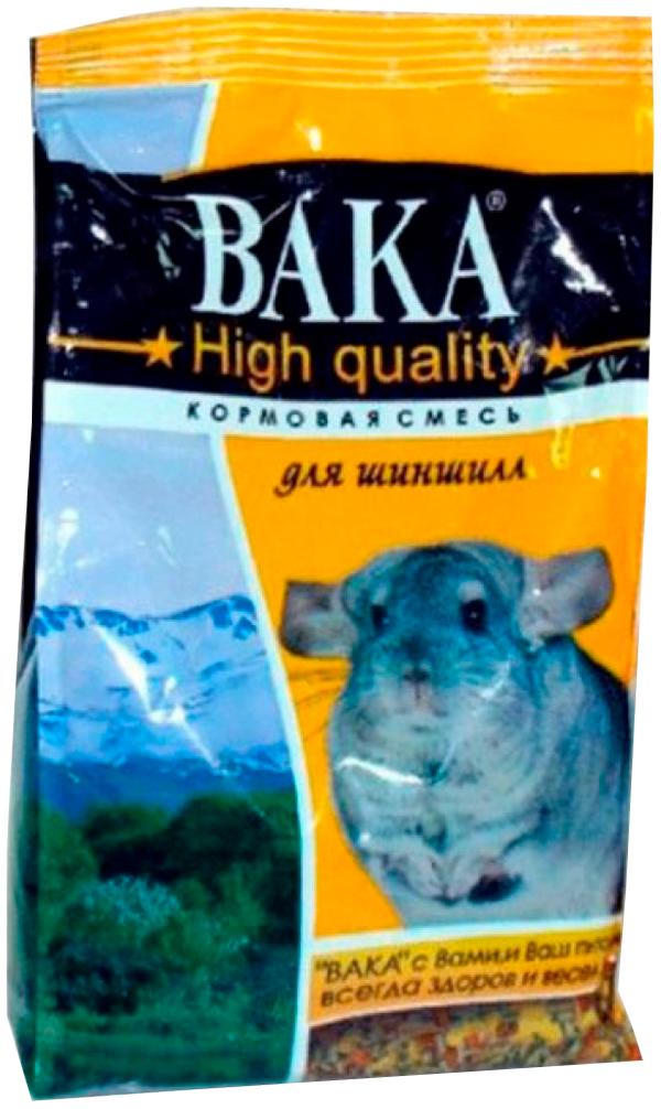 вака High Quality корм для шиншилл (500 гр)
