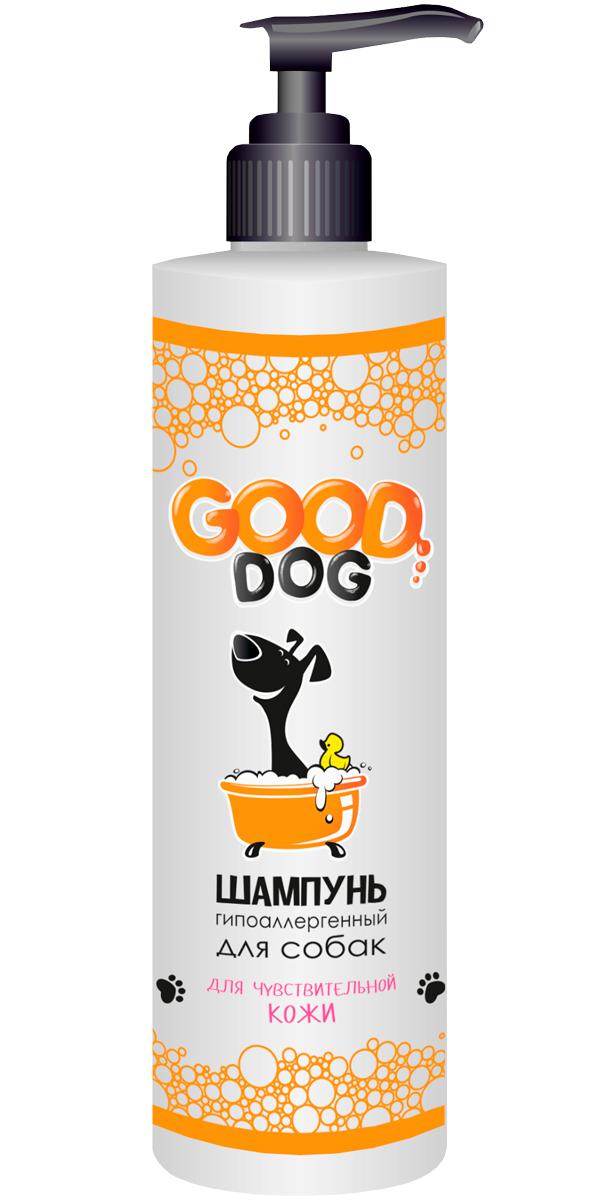 Good Dog Гипоаллергенный шампунь для собак с чувствительной кожей (250 мл)