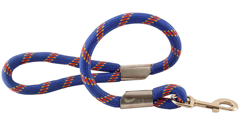 Поводок для собак с металлическим зажимом нейлон 13 мм х 2 м Triol Sh121 (1 шт)