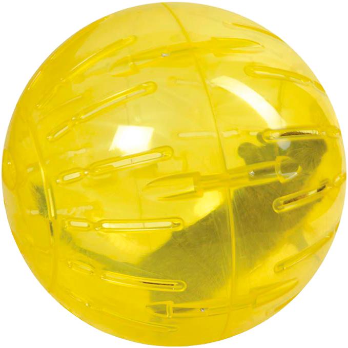 Картинка - Игрушка для грызунов Triol Шар прогулочный Xl 27 см (1 шт)