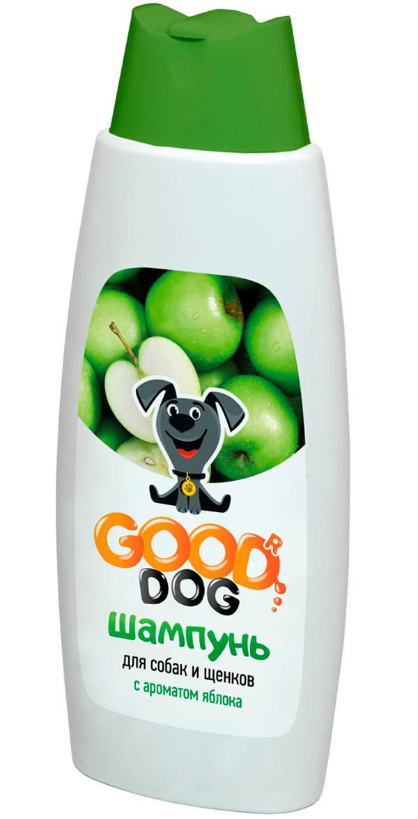 цена на Good Dog шампунь для собак и щенков с ароматом яблока (250 мл)