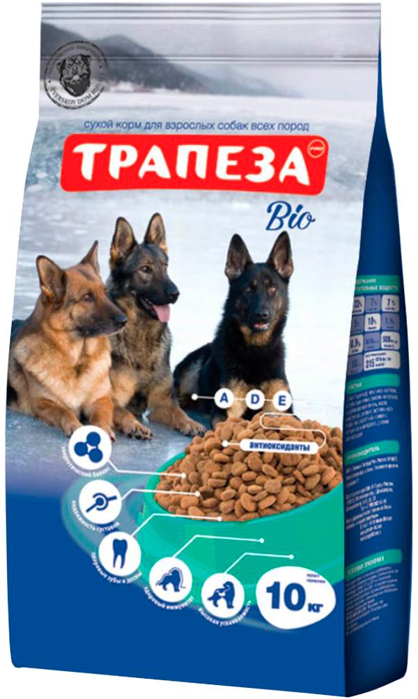 Картинка - трапеза био для взрослых собак всех пород (10 кг)
