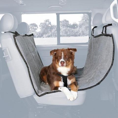 Trixie автомобильная подстилка на сиденье для собак,