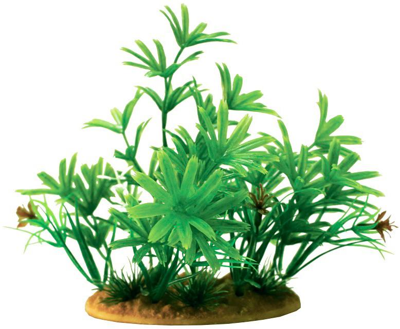 Композиция из пластиковых растений для аквариума Prime Pr-ys-60107 15 см (1 шт) 0 pr на 100