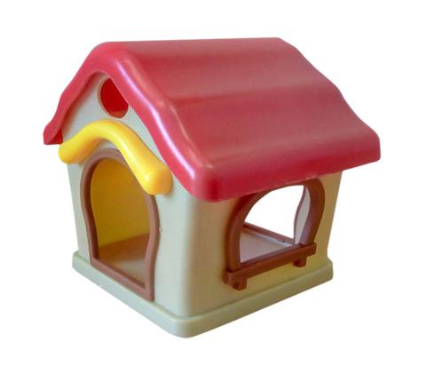 Картинка - Домик для грызунов Tesoro House 3 Chalet (1 шт)