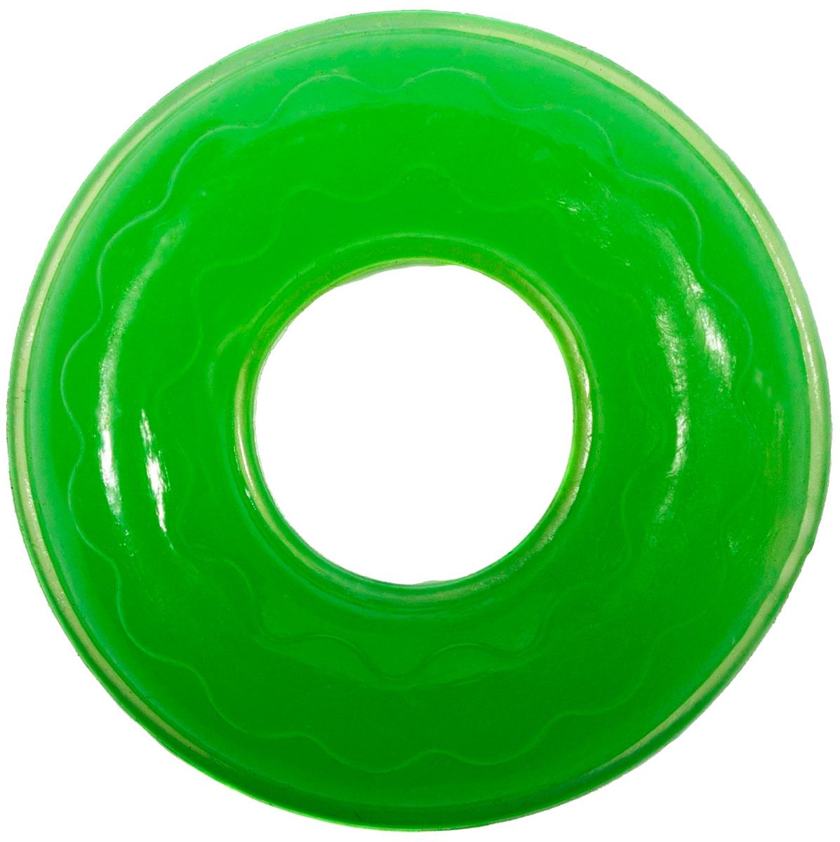 Игрушка для собак Doglike Кольцо Мини зеленое (1 шт)