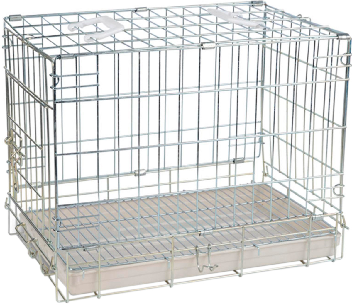 Клетка для животных Triol 003sc хром 77 х 56 х 64 см (1 шт) переноска для животных triol premium large 80 1 х 56 2 х 59 см 1 шт
