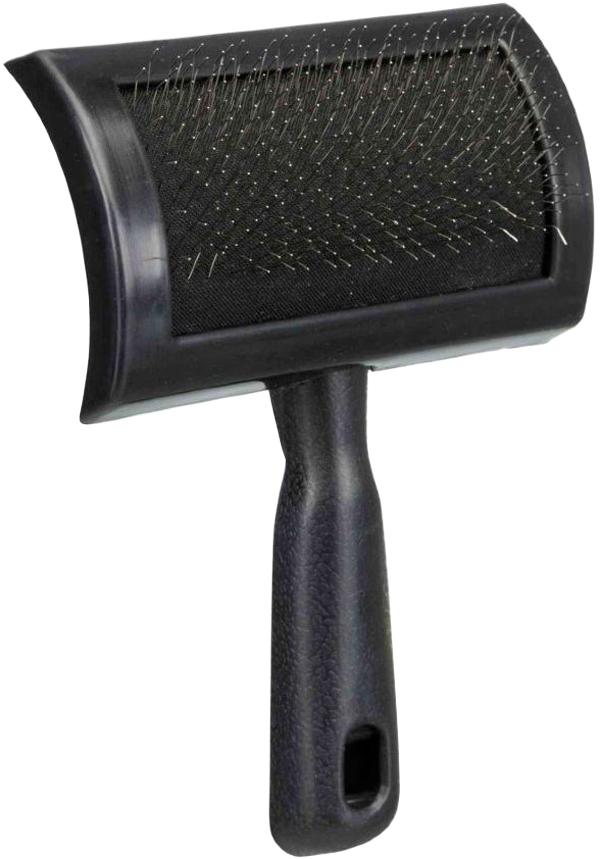 Triol 506 пуходерка пластиковая черная M 16 х 10,5 х 6,5 см (1 шт)