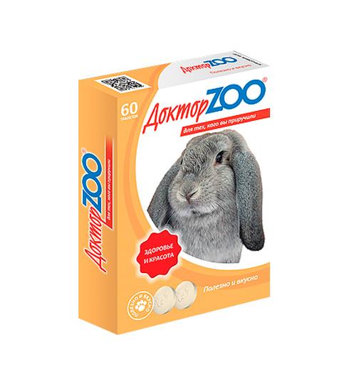 доктор Zoo мультивитаминное лакомство для кроликов